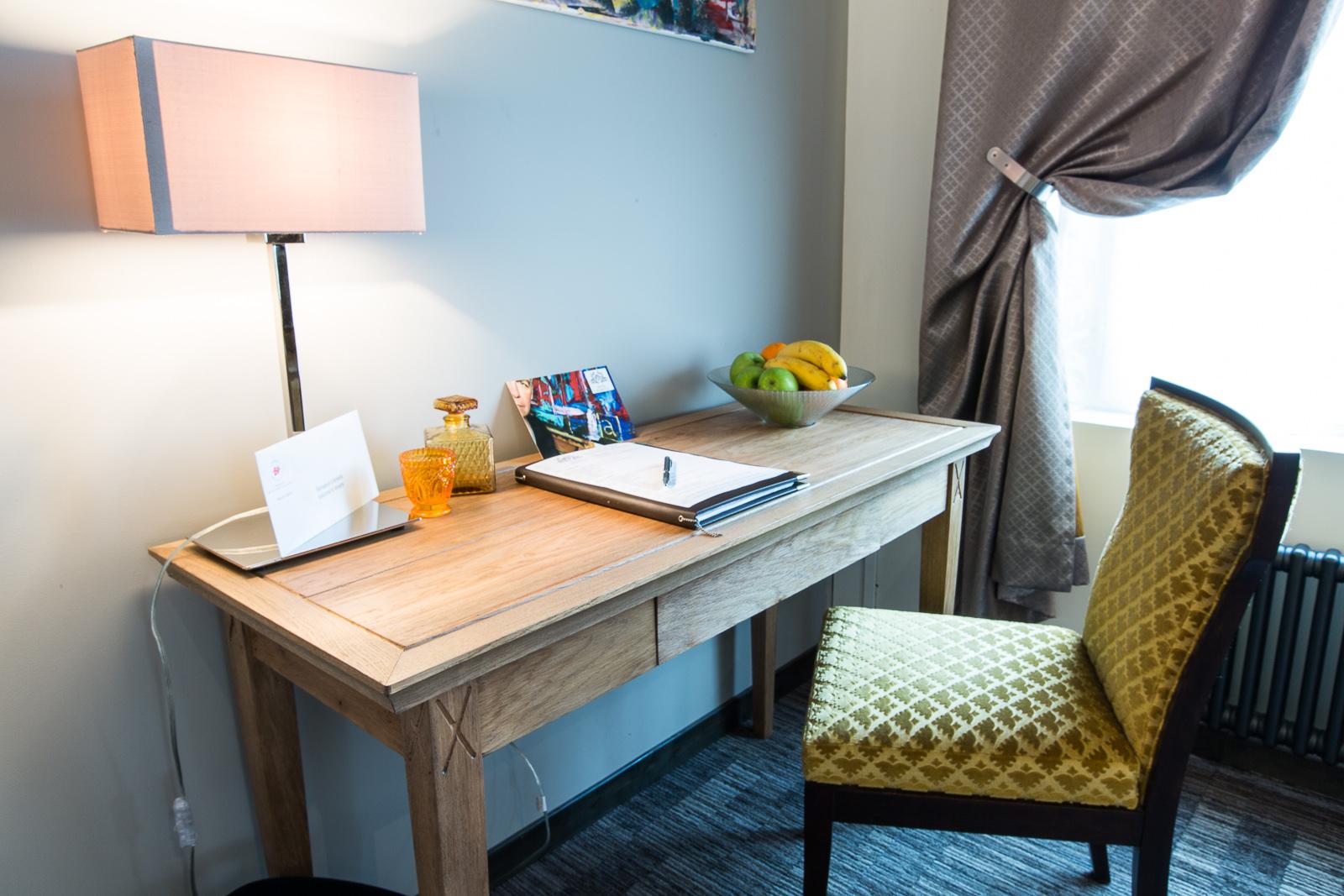 Hotel Marotte chambre confort bureau