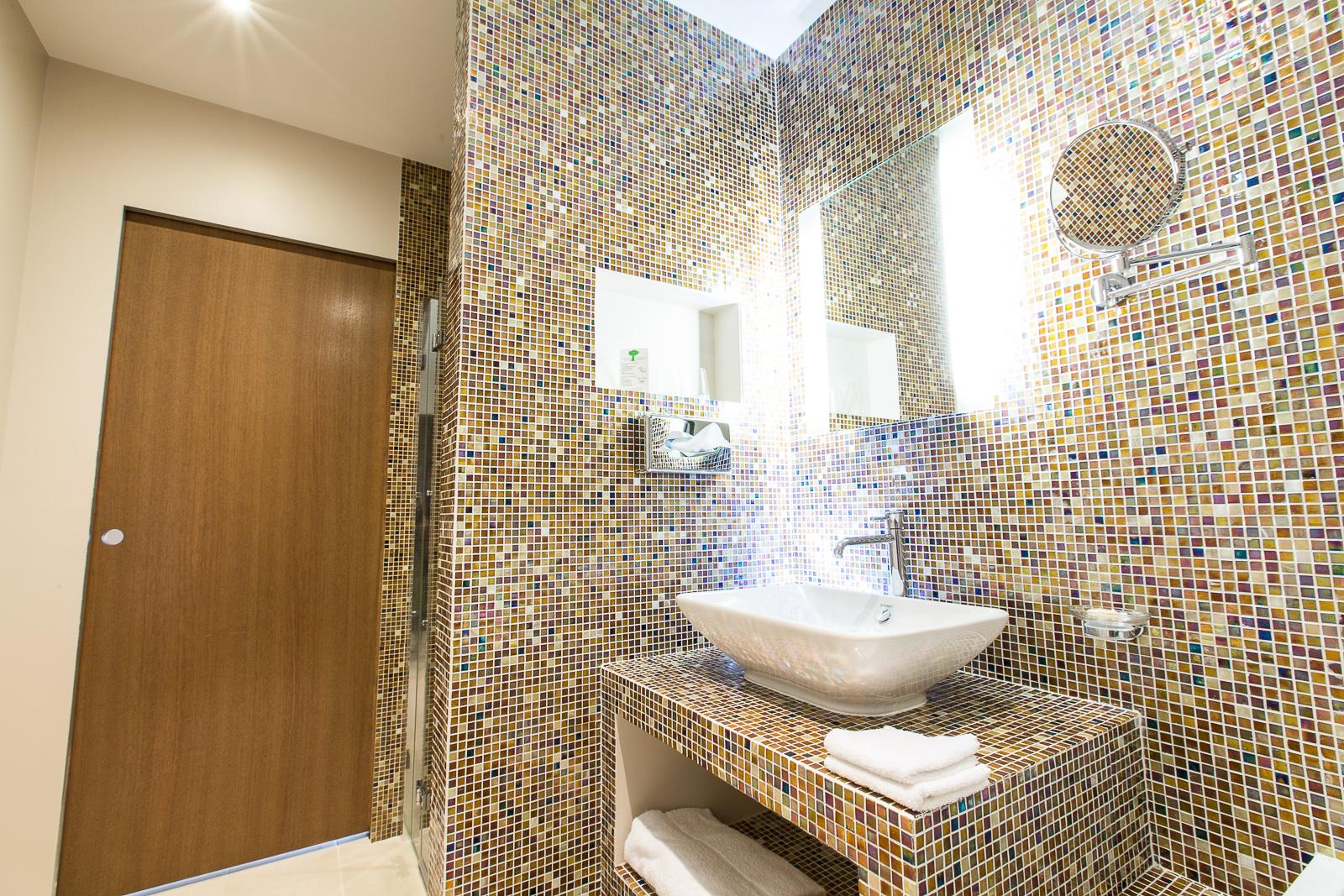 Hotel Marotte chambre confort lavabo