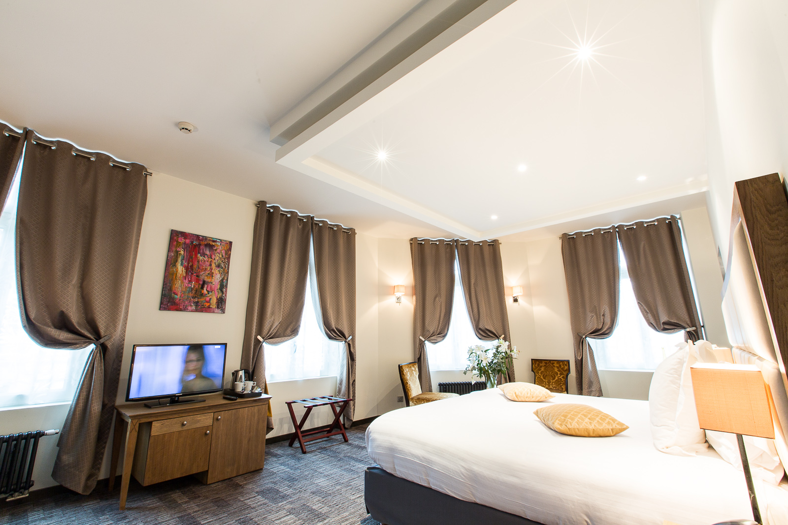 Hotel Marotte chambre confort fenetre