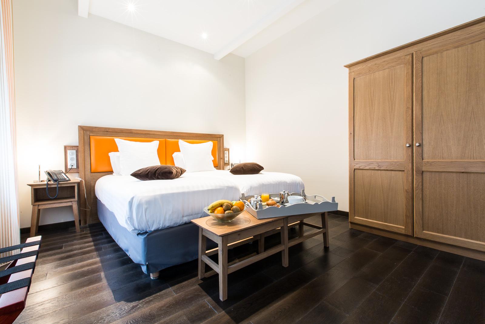 Hôtel Marotte suite Sauna chambre