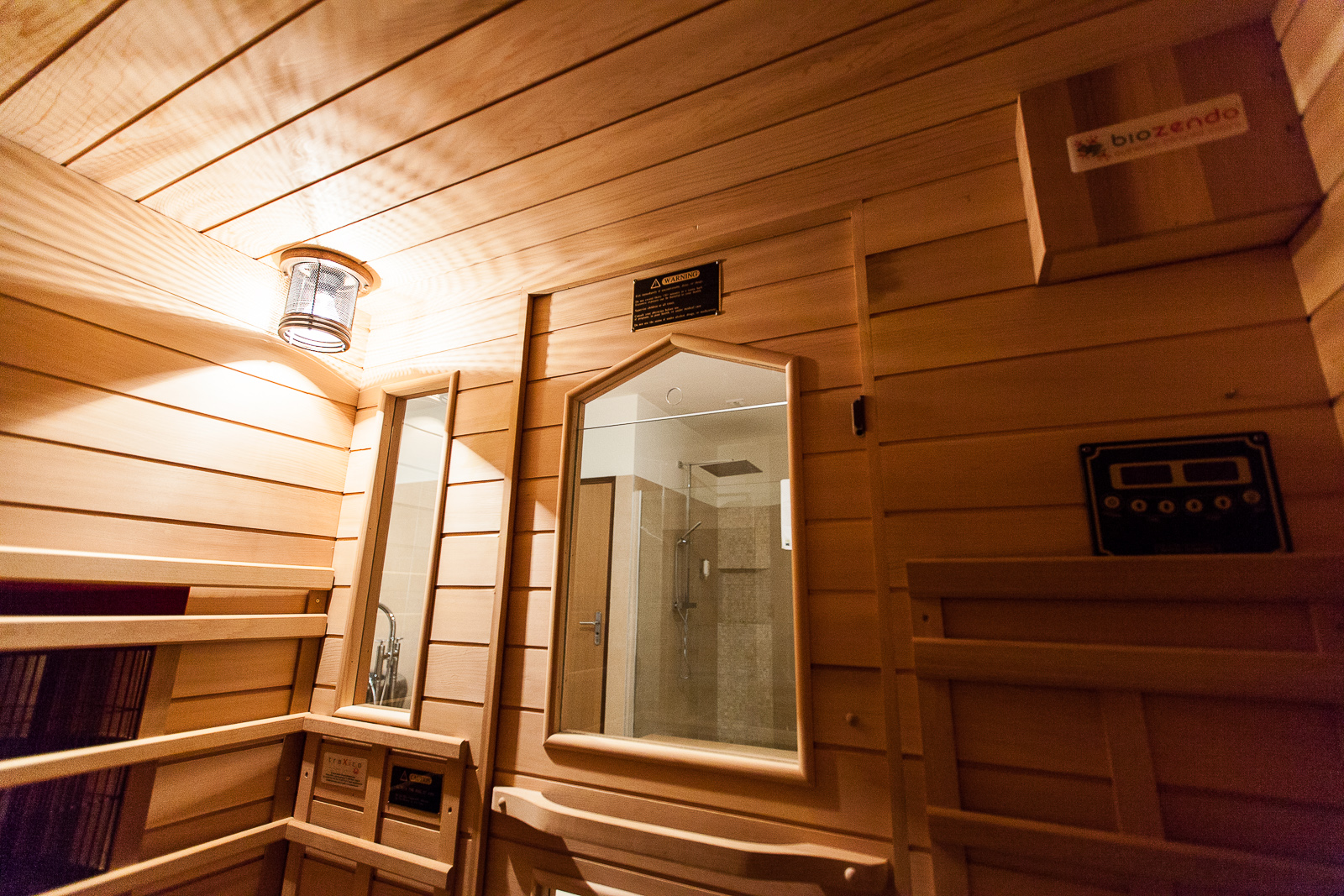 Hôtel Marotte suite Sauna - spa