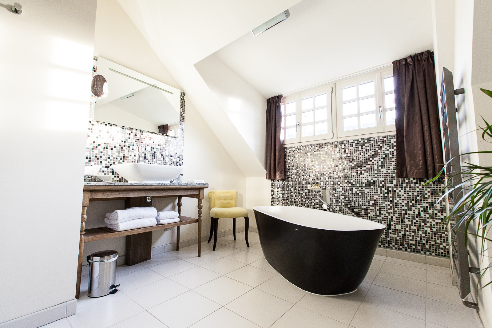 Hotel Marotte amiens chambre superieur baignoire