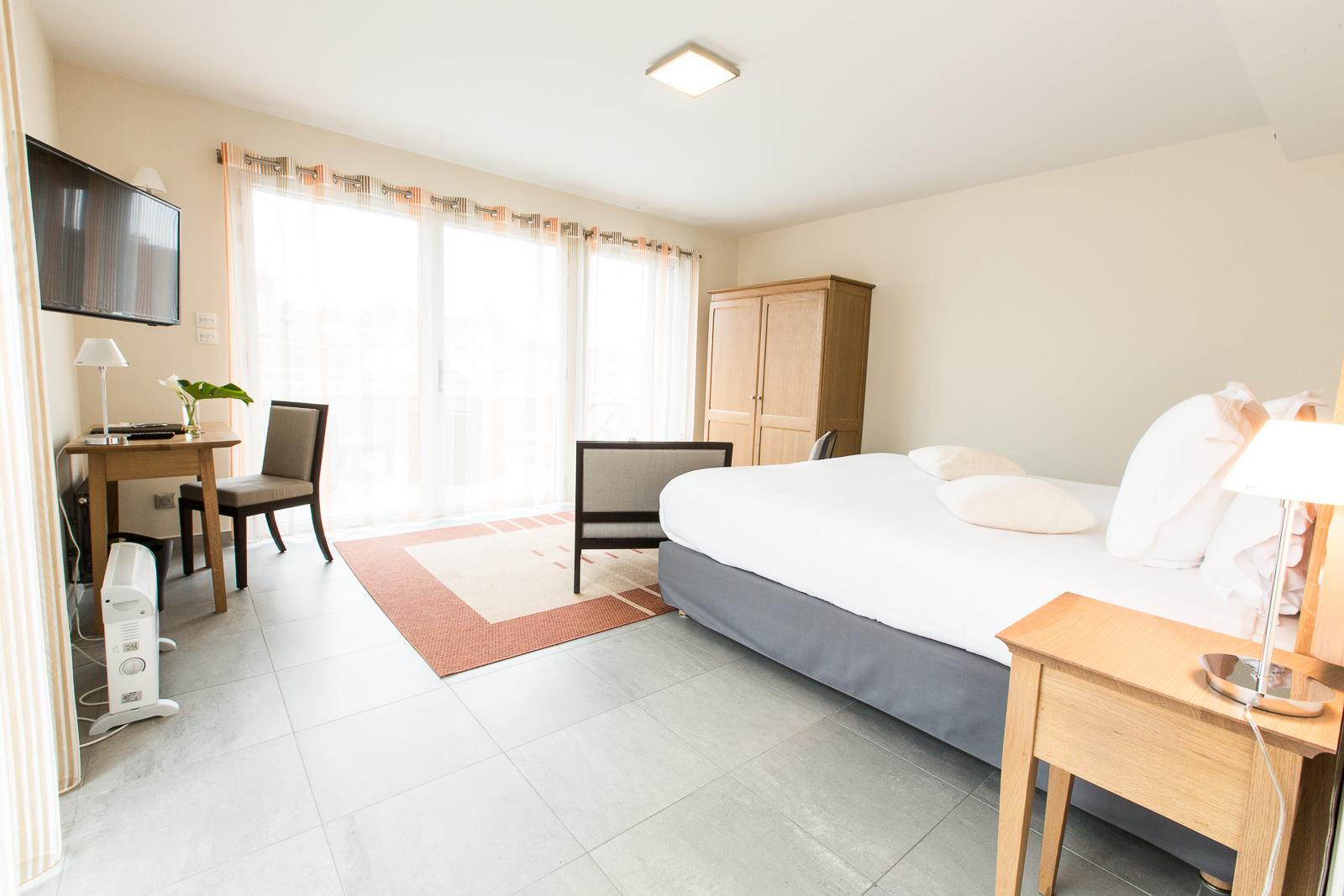 Hôtel Marotte - appartement lit double