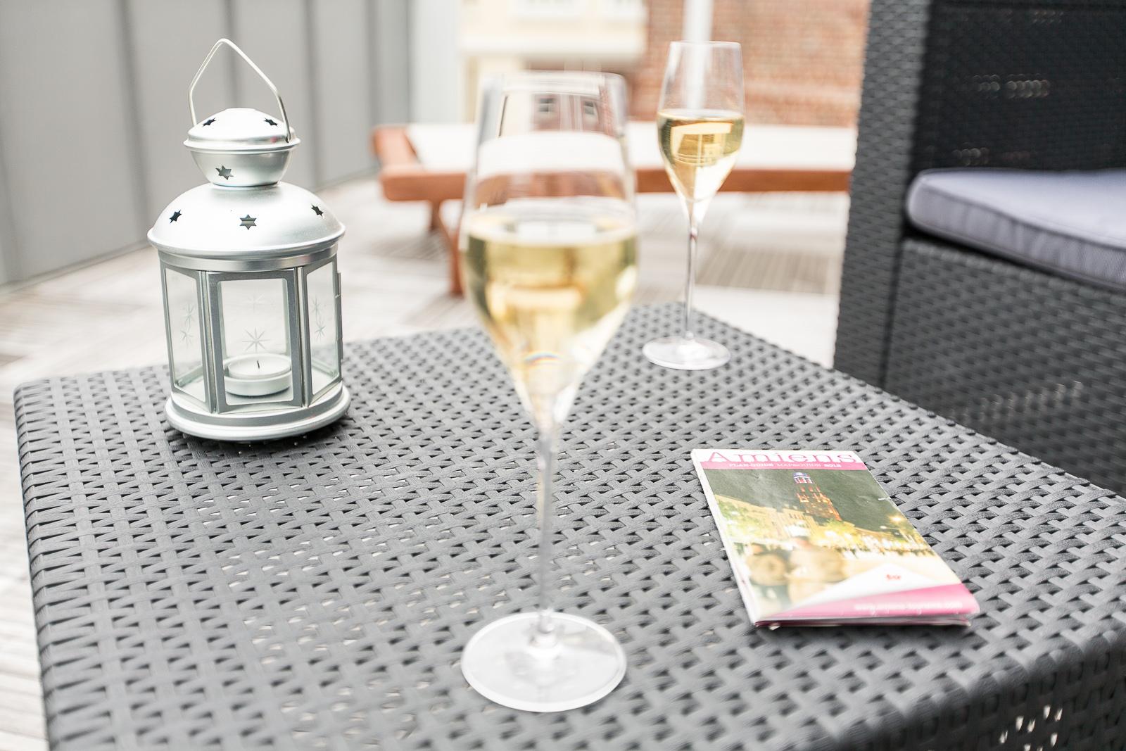 Hôtel Marotte - appartement champagne