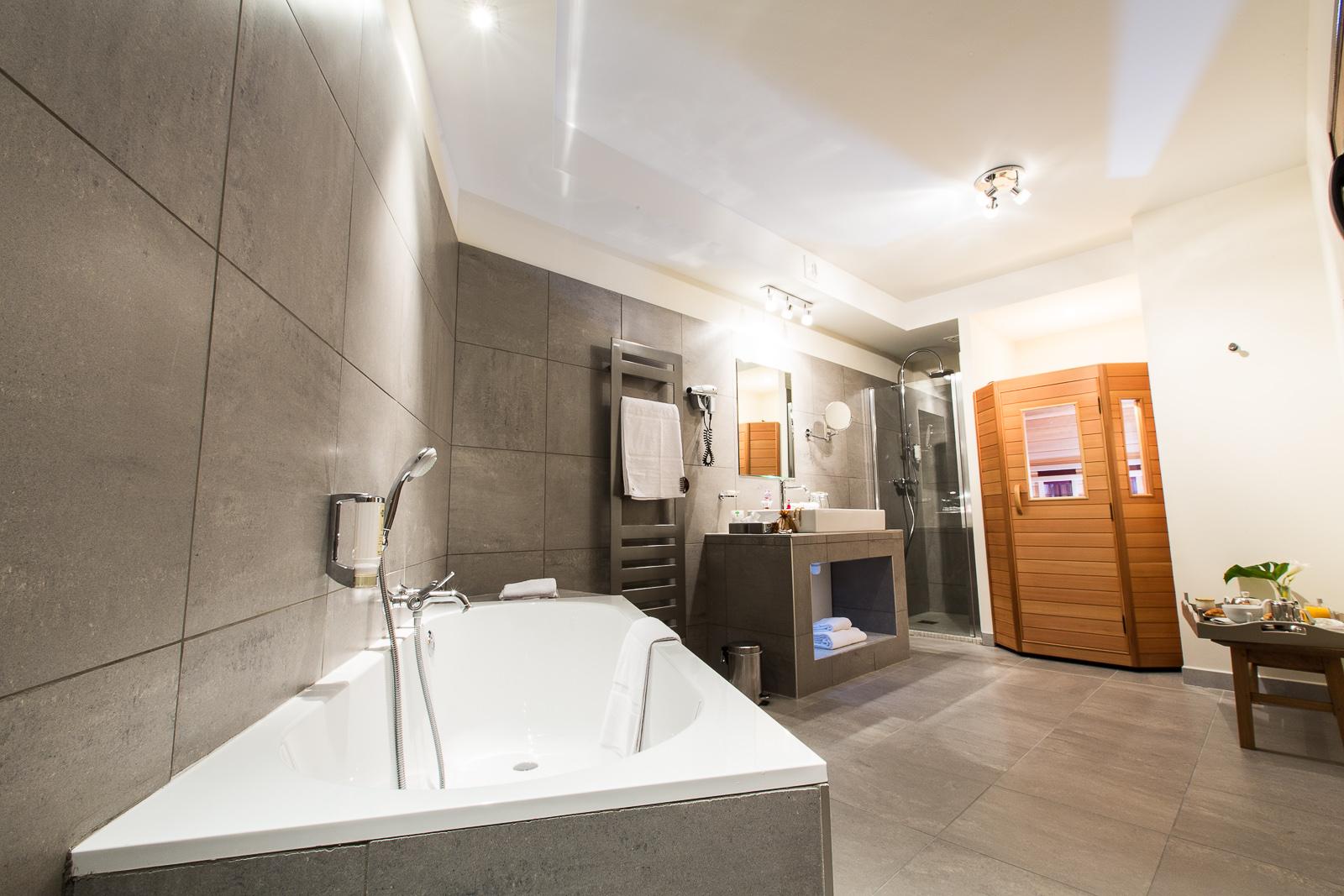 Hôtel Marotte - appartement sauna
