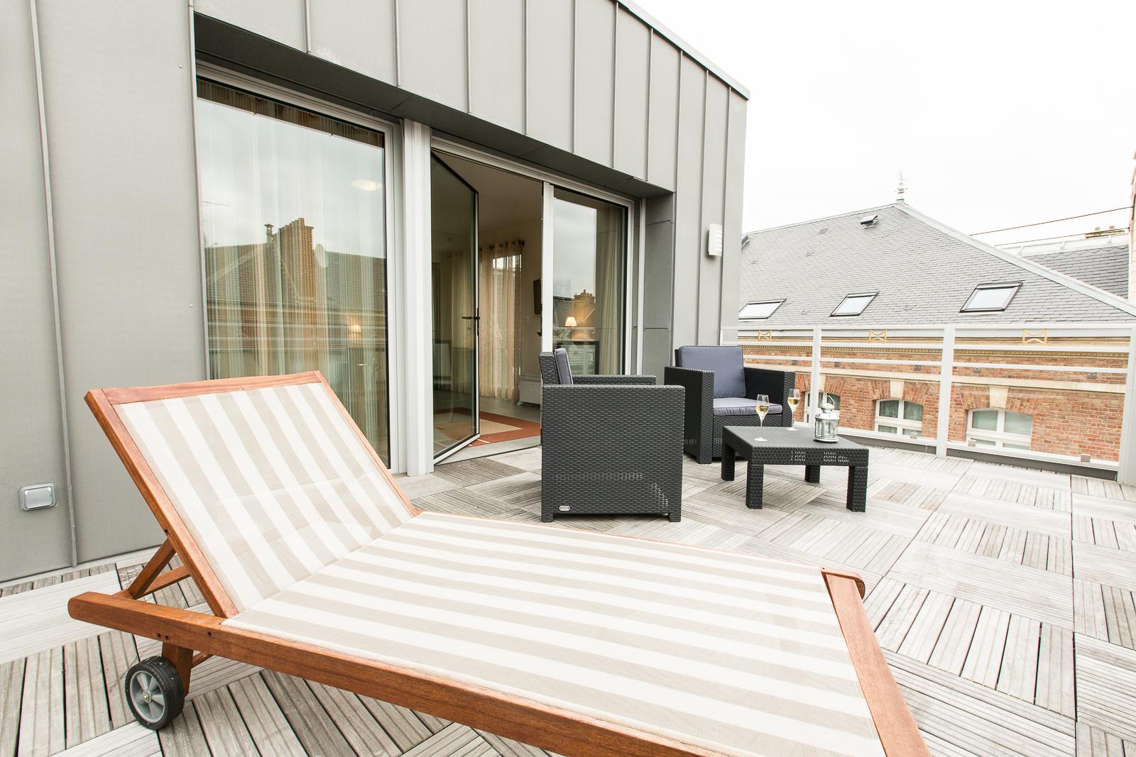 Hôtel Marotte - appartement transat