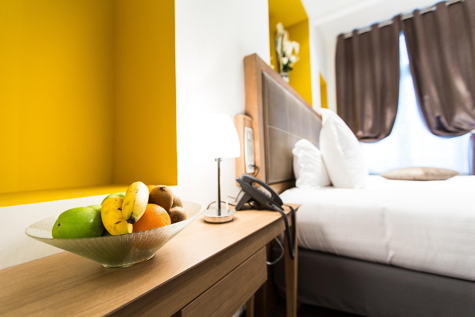 Hôtel Marotte - chambre charme fruits
