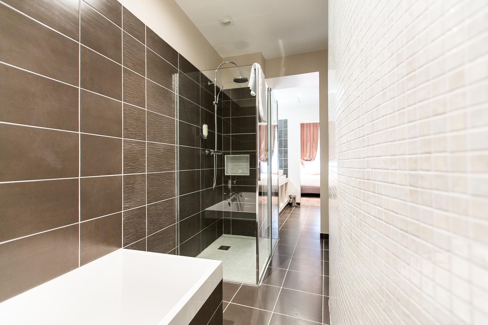 Hôtel Marotte - chambre charme douche