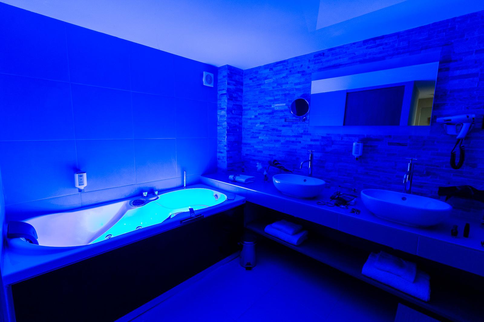 Hotel marotte suite balneo bleu