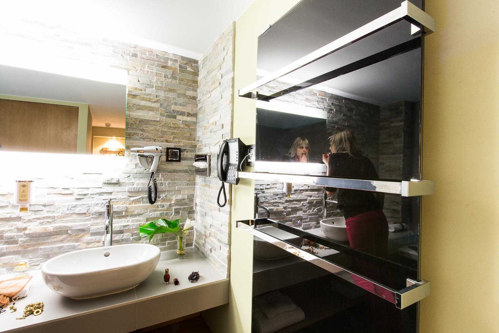 Hotel marotte suite balneo calme