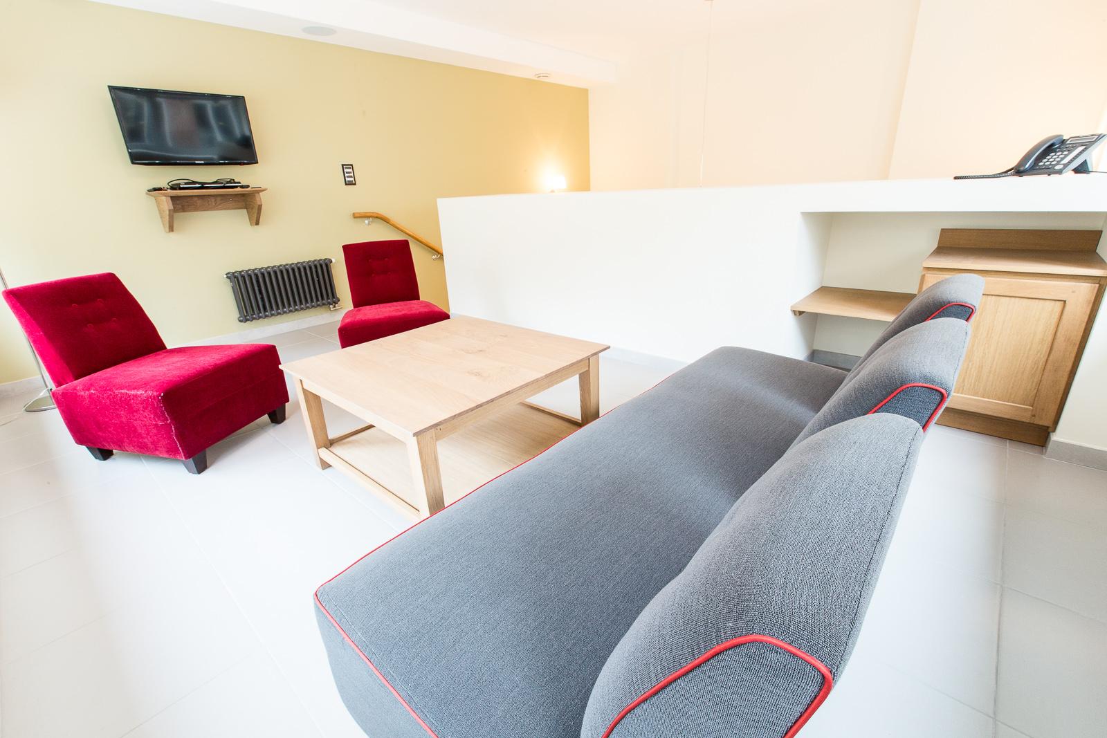 Hotel marotte suite balneo salon