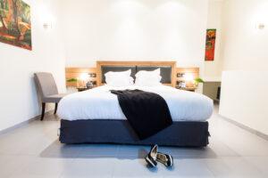 Hotel marotte suite balneo lit double