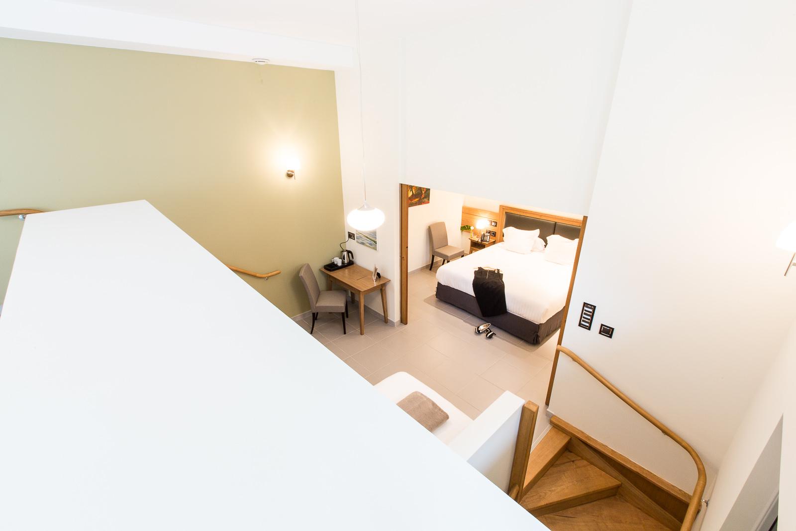 Hotel marotte suite balneo etage