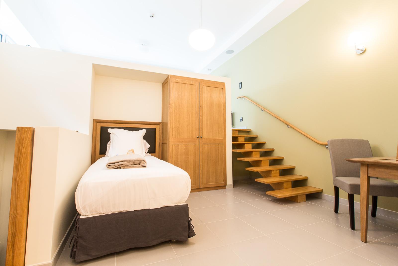 Hotel marotte suite balneo lit simple