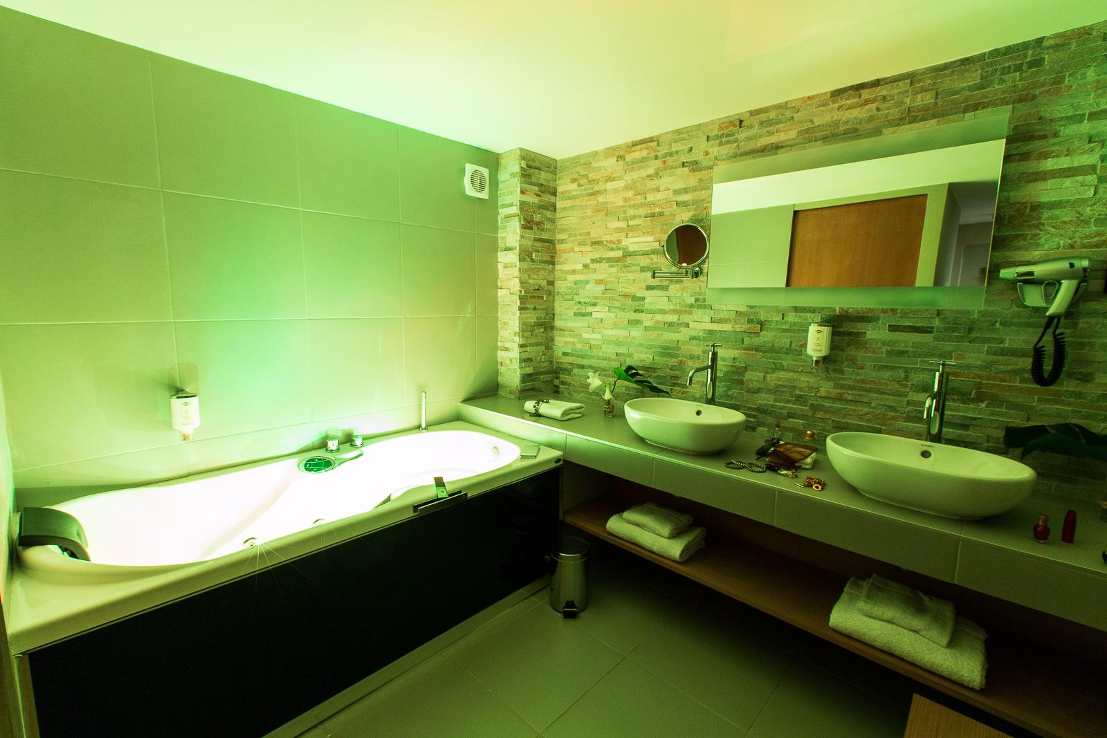 Hotel marotte suite balneo vert