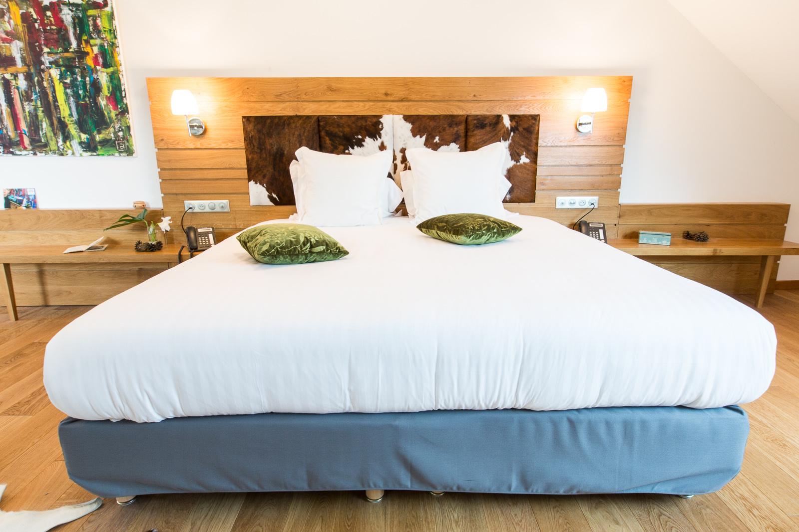 Hotel Marotte chalet lit