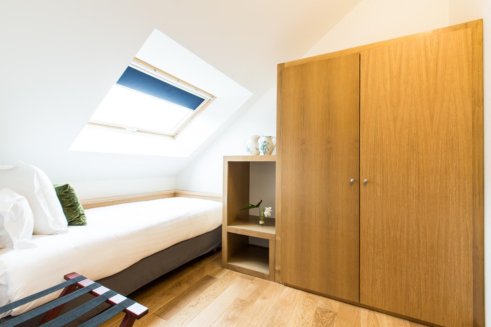 Hotel Marotte chalet lit simple