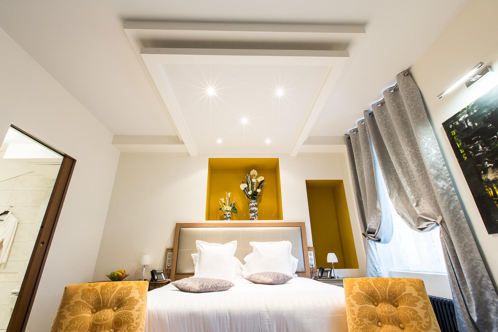 Hôtel Marotte chambre cosy cocooning