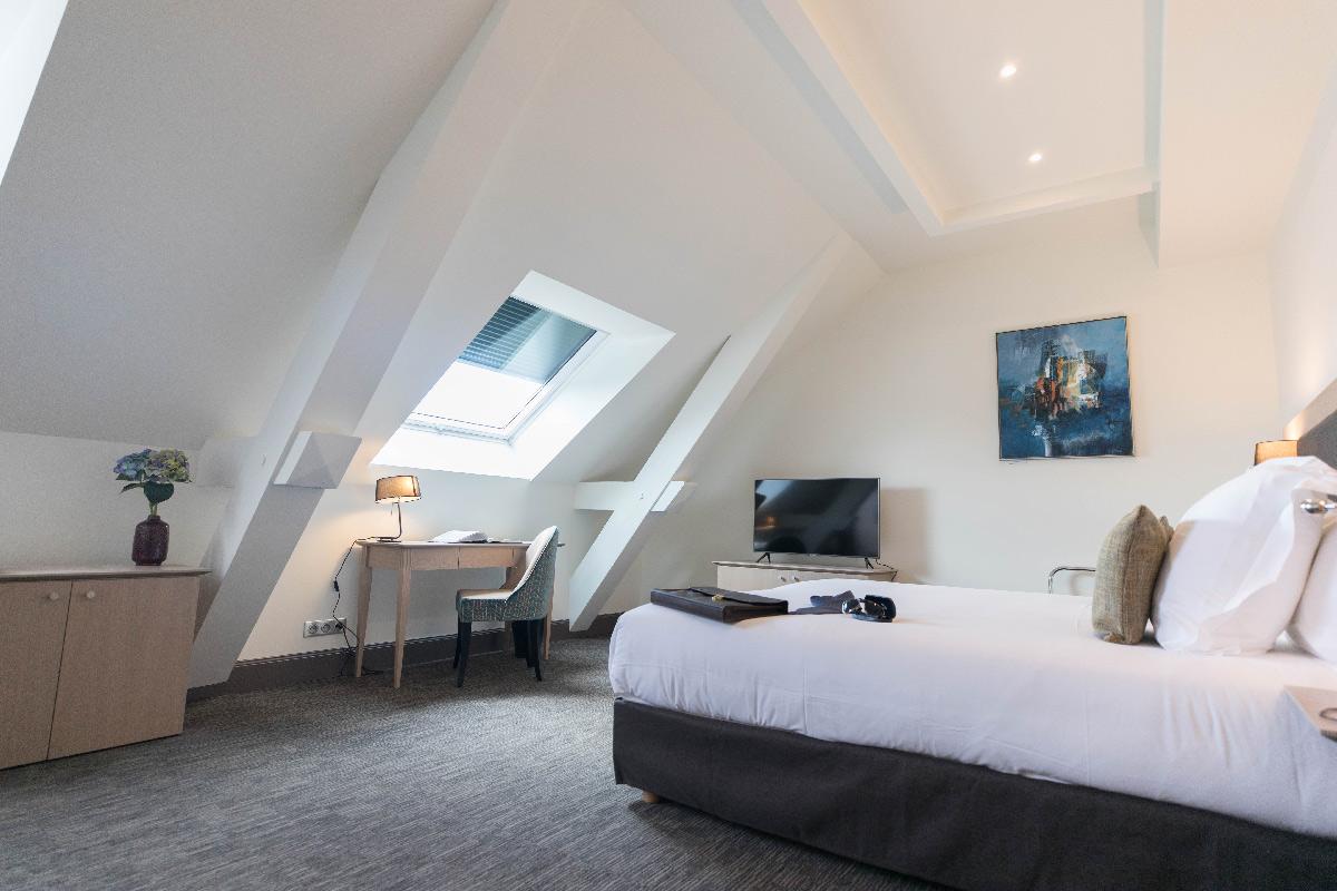 chambre Deluxe - Hôtel Marotte