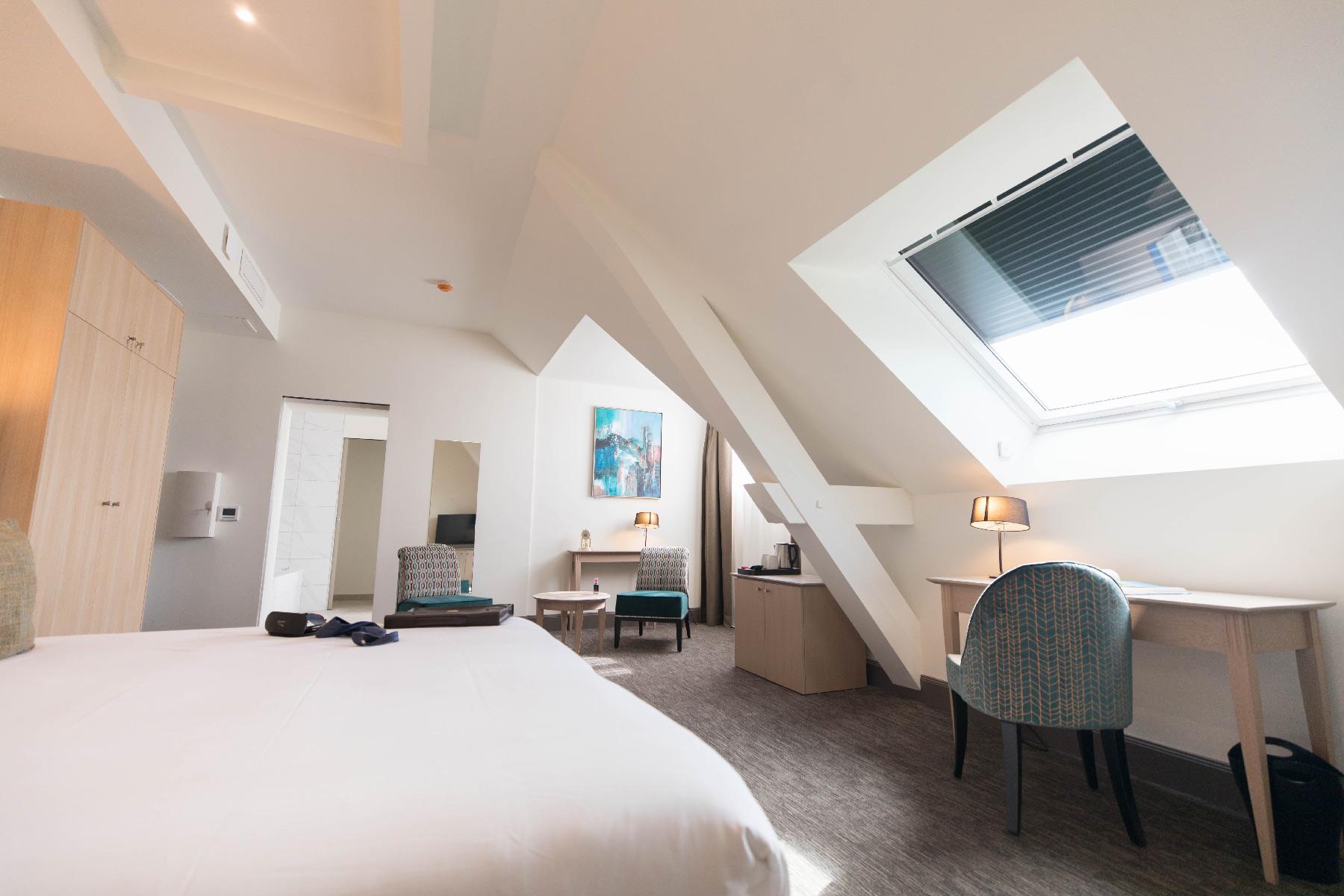 chambre Deluxe - Hôtel Marotte vue chambre