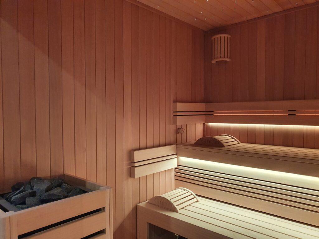 sauna spa marotte